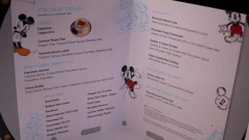 Animator's Palate Dining Review 2