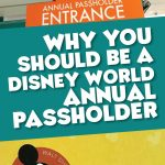 Why you Should be a Disney World Annual Passholder 1