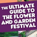 Epcot Flower and Garden Festival 2018