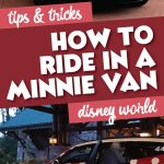 How to Ride Minnie Van at Disney World