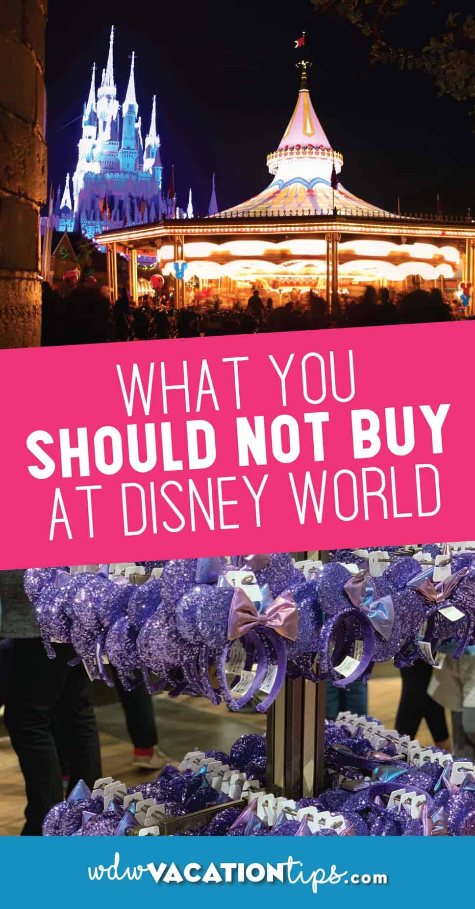 What You Shouldn't Buy at Disney World 1