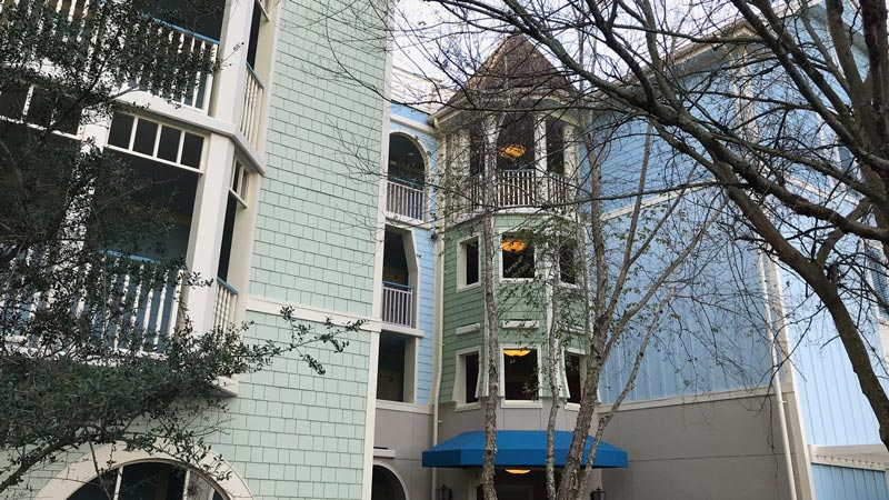Saratoga Springs Resort Review 1