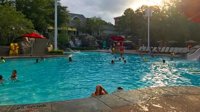 Saratoga Springs Resort Review 5