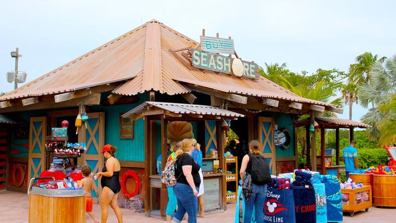 Buy Seashore Castaway Cay Shopping