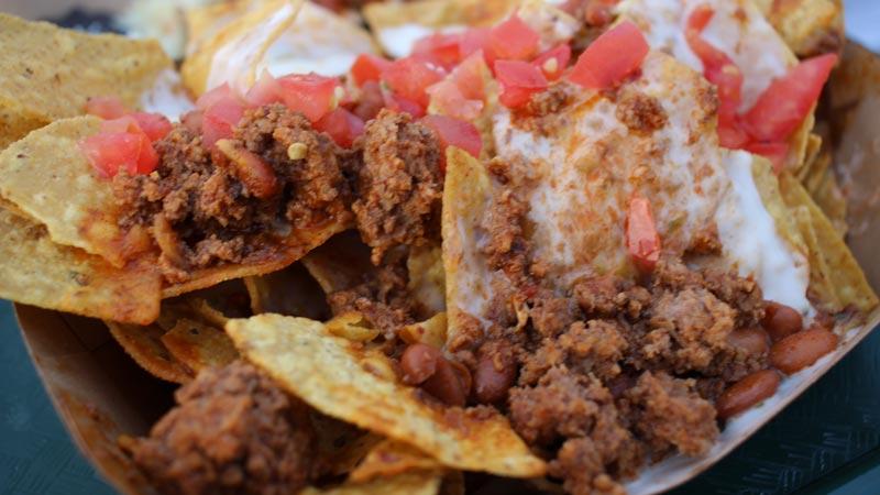 Beef Nachos Epcot La Cantina