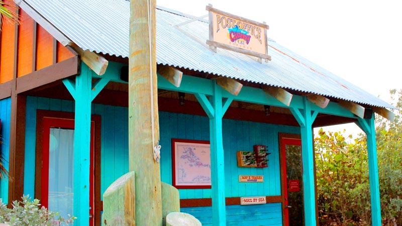 Castaway Cay Post Office