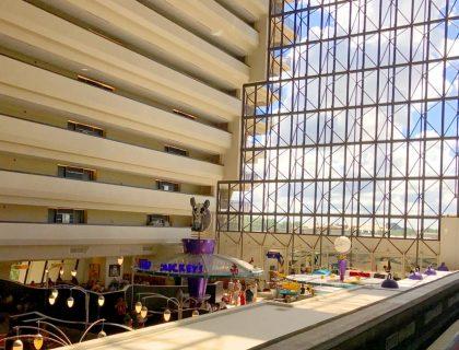 Inside the Contemporary Resort Walt Disney World