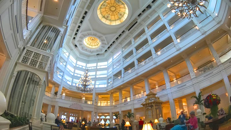 Grand Floridian Resort & Spa 17