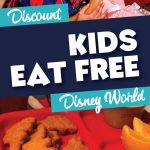 Disney Discount Kids Eat Free
