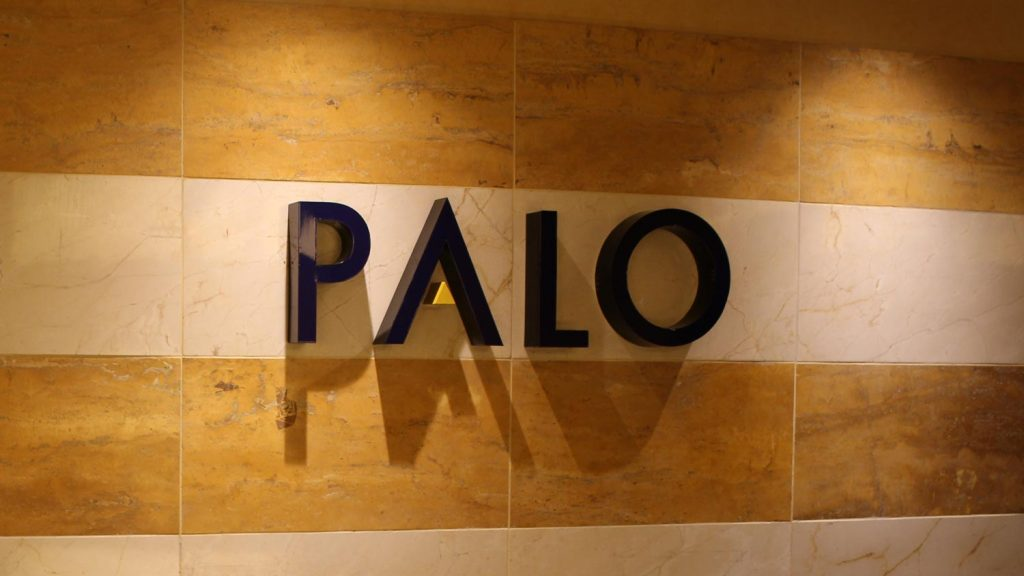 Palo Entrance Disney Magic