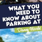 Need to Know About Parking at Disney World