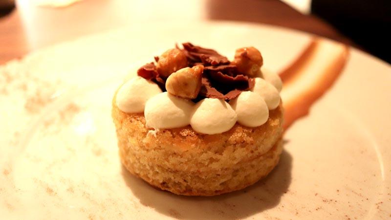 Dessert at Ravello