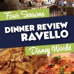 Ravello Dinner Dining Review