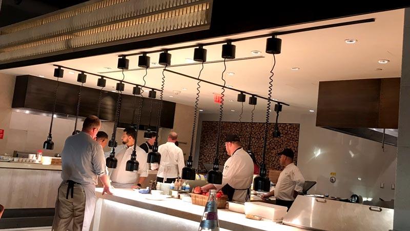 Ravello Kitchen at the Four Seasons