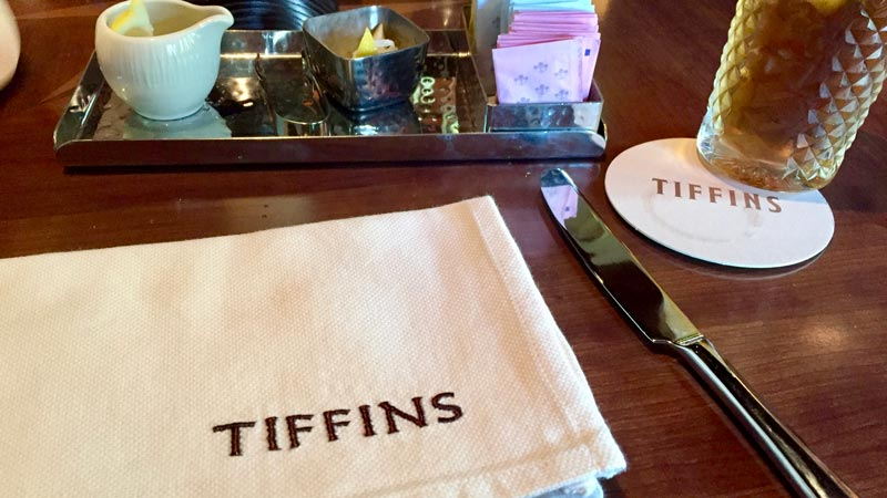 Tiffins Dining Review 1