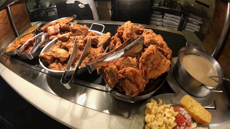 Fried Chicken Trails End