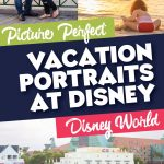 Vacation Portraits at Disney World
