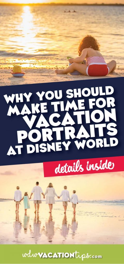 Vacation Portraits at Disney World