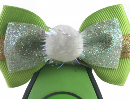 Tinkerbell Magicband Bow