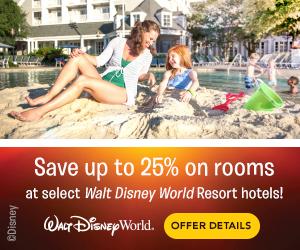 Disney vacation special discount