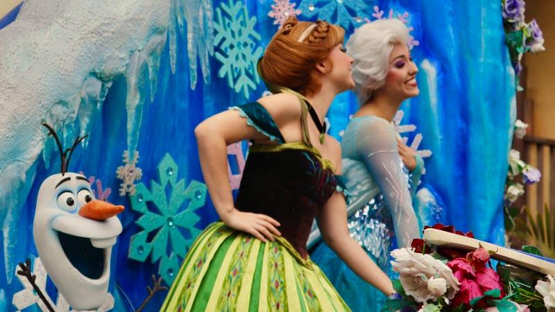 Festival of Fantasy Anna Elsa