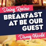 Be Our Guest breakfast review