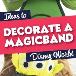 Ways to Decorate your Magicband