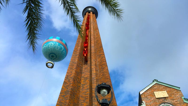 Edison Disney Springs