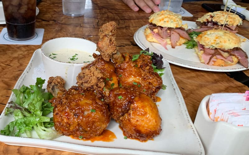 Chef Art Smith's Homecomin' Dining Review 6