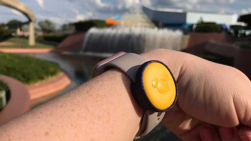 Magicband Apple Watch Holder