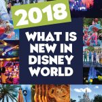 New at Disney World in 2018