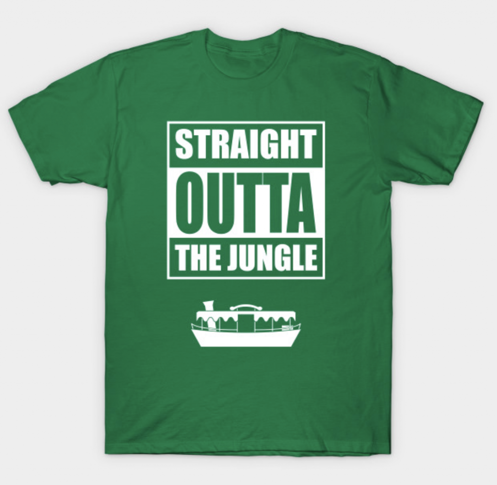 The World Famous Jungle Cruise T-Shirt