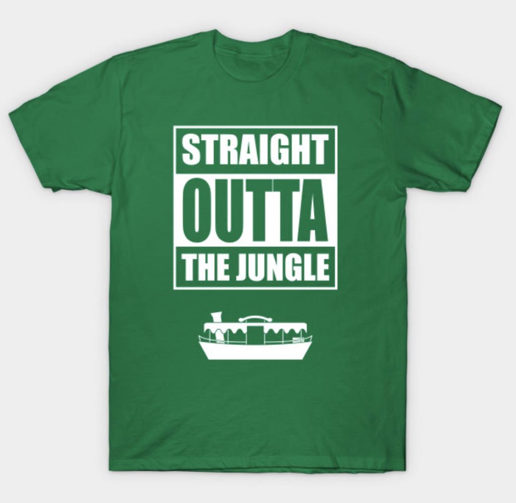 The World Famous Jungle Cruise T-Shirt