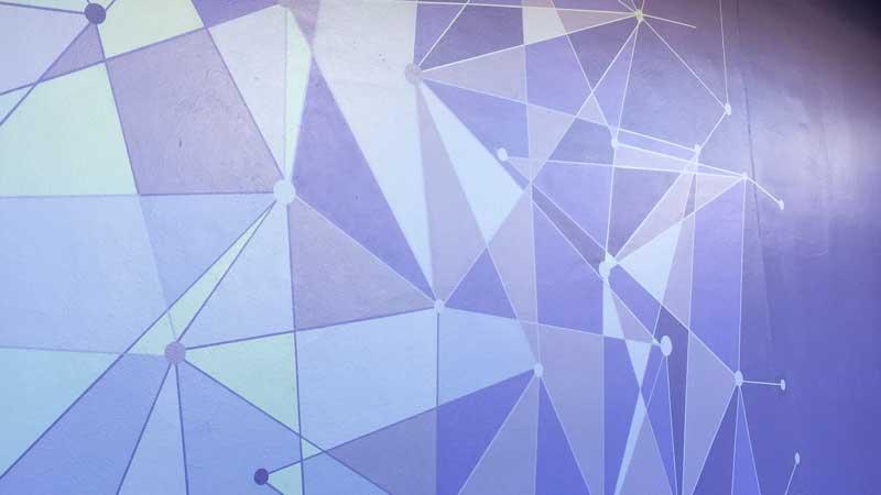 Purple Wall Magic Kingdom