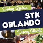 STK Orlando Dinner Dining Review