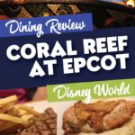 coral reef dining review