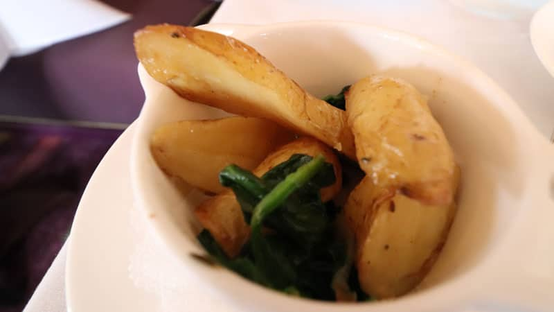 Fingerling Potatoes Monsieur Paul