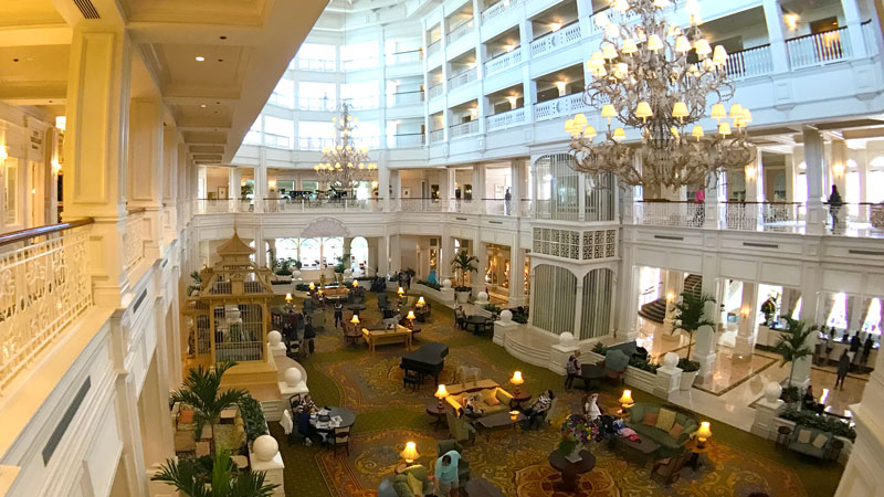 Splurging for the Grand Floridian 1