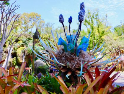 Pandora World of Avatar Flower