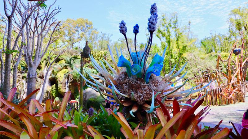 Pandora World of Avatar Flower