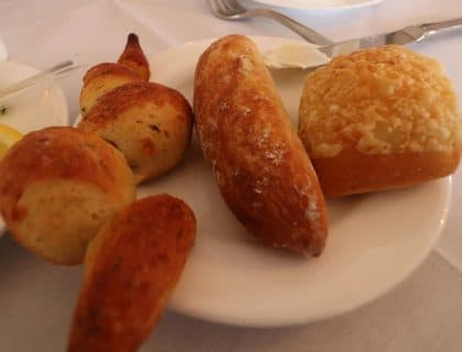Bread at Monsieur Paul