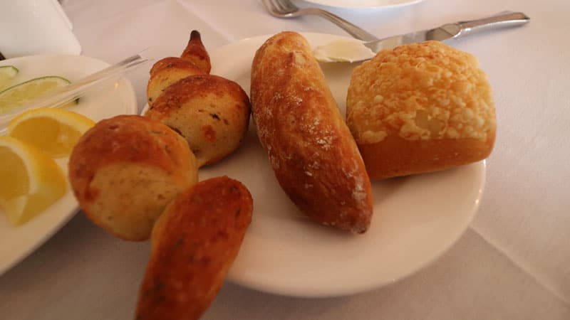 Bread at Monsieur Paul