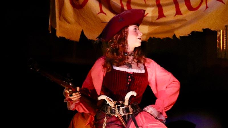 New Pirates Redhead
