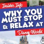 Disney Senses Spa