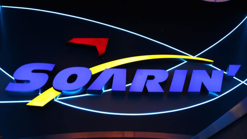 Soarin Epcot disney world