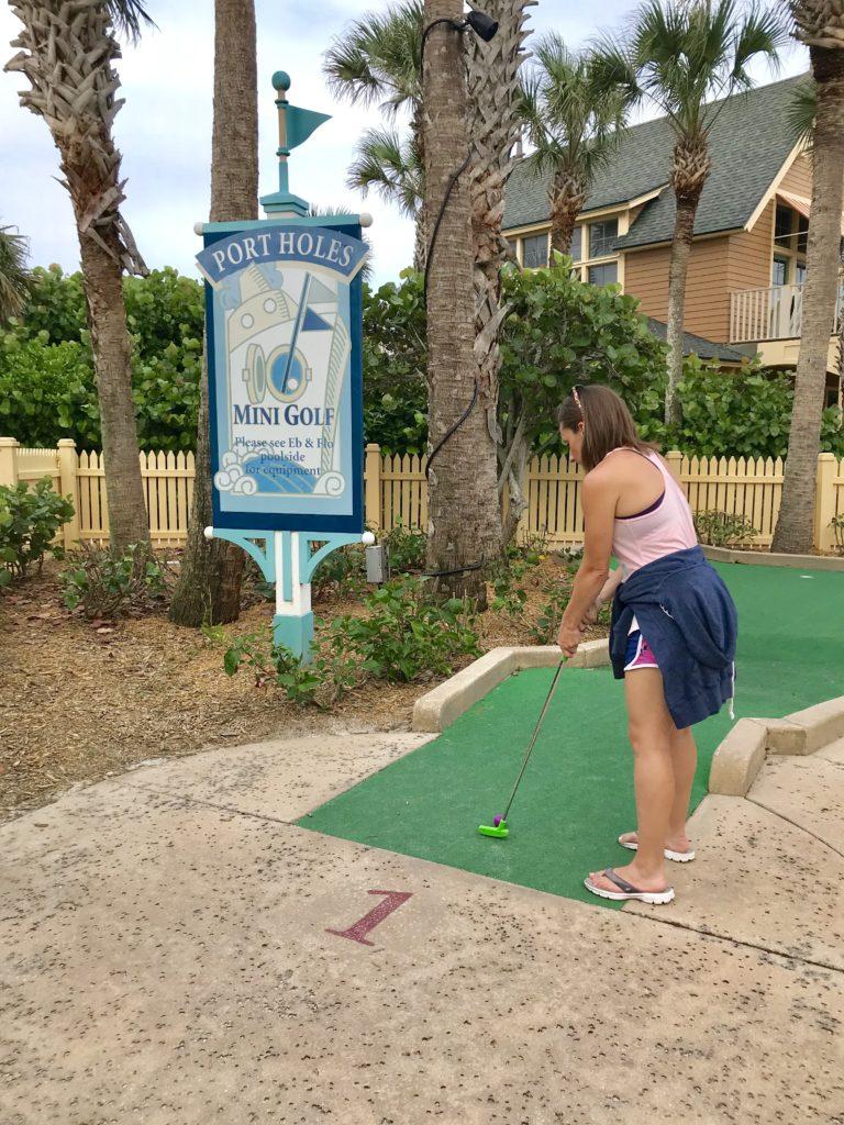 Vero Beach Mini Golf