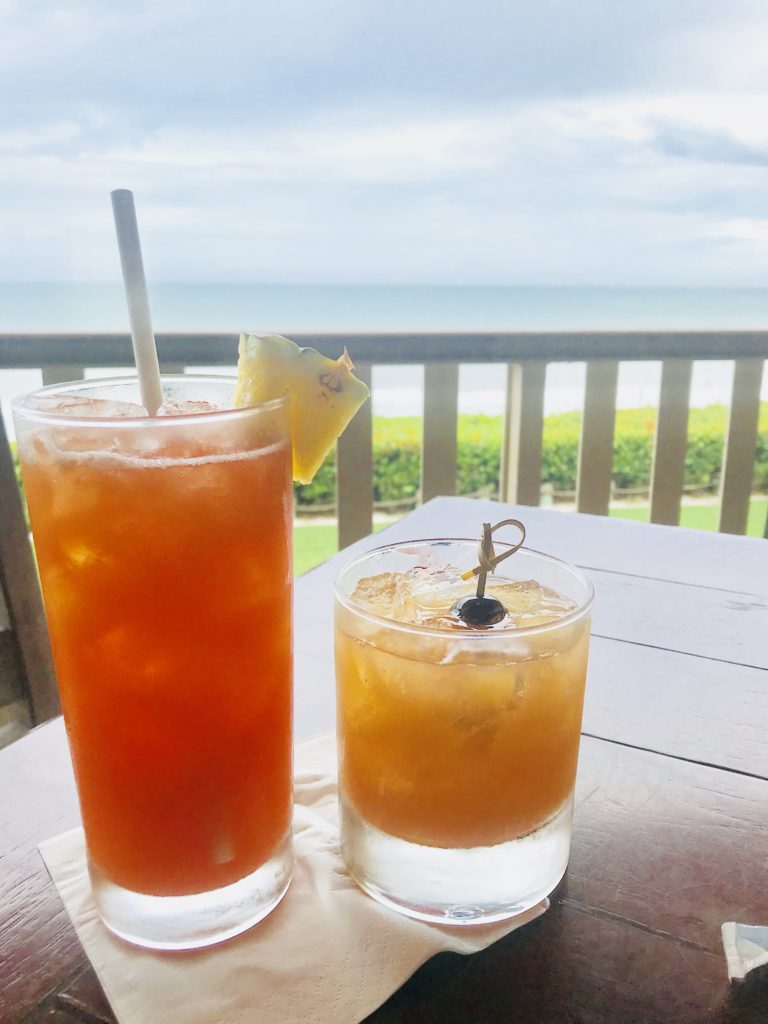 Drinks at Disney Vero Beach