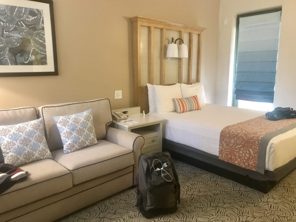 Beds at Disney's Vero Beach Resort