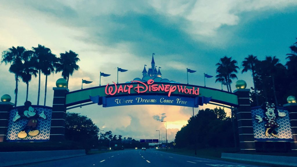 Walt Disney World Resort Entrance Gets a Makeover 3
