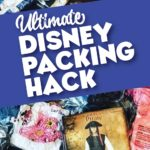 Disney vacation packing hack